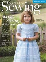 Classic Sewing Magazines
