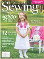 a02aafda7 Classic Sewing Issue #11 Autumn 2018. Click To Enlarge