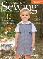 c5e0278b3 Creative Sewing & Smocking - Classic Sewing Magazines